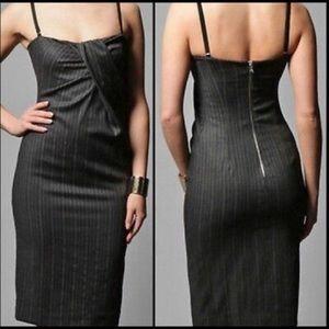 D&G Wool Blend strapless dress IT44